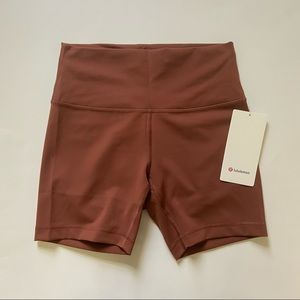 "Lululemon Wunder Train HR Short 6"", s8"